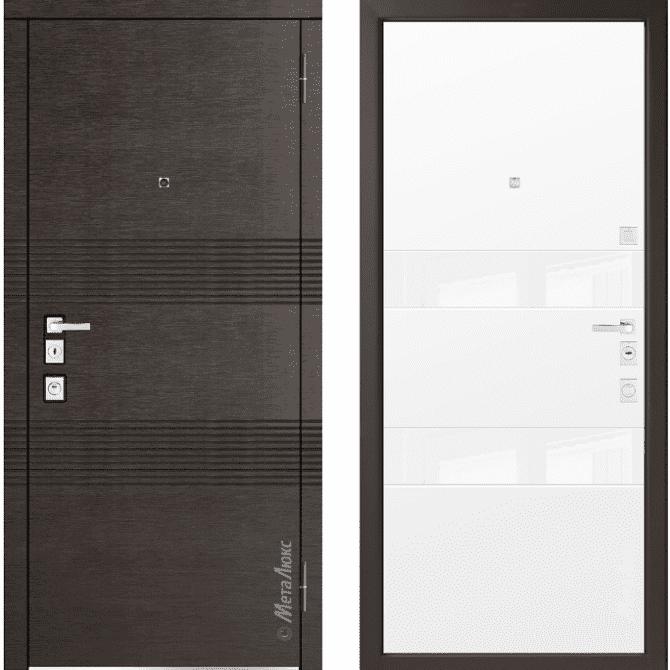 Дверь входная Металюкс MILANO М1302/3