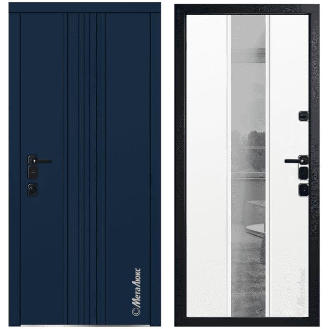 Дверь входная Металюкс MILANO М1305/38 E Z