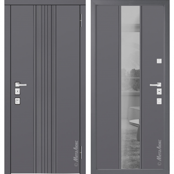 Дверь входная Металюкс MILANO М1305/3 E Z