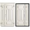 Дверь входная Металюкс MILANO М1502/6 E