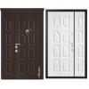Дверь входная Металюкс MILANO М1507/2 E