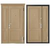 Дверь входная Металюкс MILANO М1512/21 E