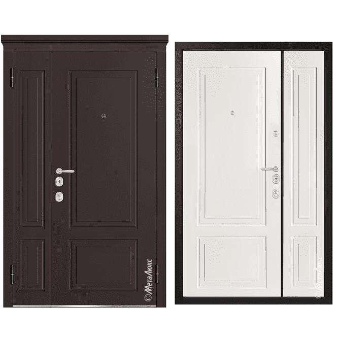 Дверь входная Металюкс MILANO М1513/1 E