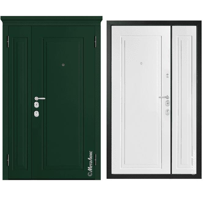 Дверь входная Металюкс MILANO СМ1514/30 E