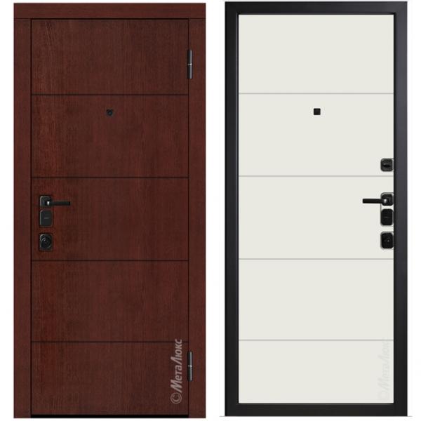Дверь входная Металюкс ArtWood М1702/32
