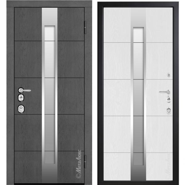 Дверь входная Металюкс ArtWood СМ1703/25 Е2