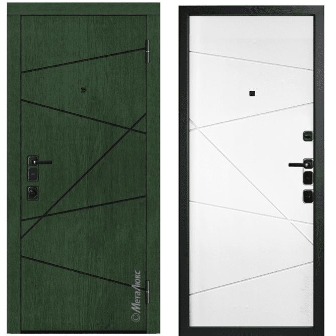 Дверь входная Металюкс ArtWood М1719/44 Е2