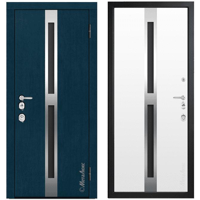 Дверь входная Металюкс ArtWood СМ1721/46 Е2