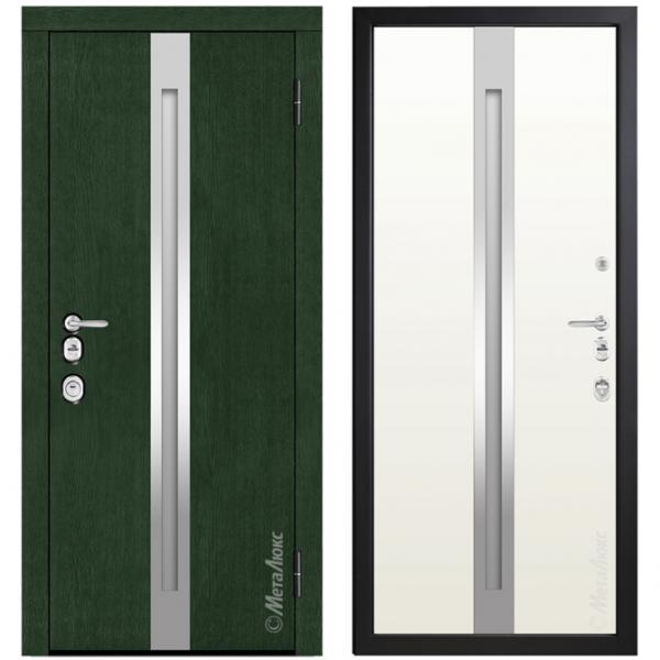 Дверь входная Металюкс ArtWood СМ1722/43 Е2