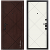 Дверь входная Металюкс ArtWood М1723 Е2