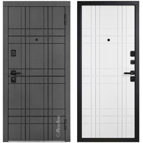 Дверь входная Металюкс ArtWood М1725/27