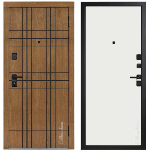 Дверь входная Металюкс ArtWood М1726/30