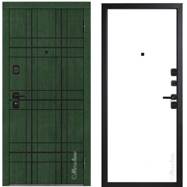Дверь входная Металюкс ArtWood М1725/6 Е2