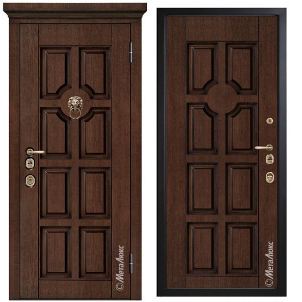 Дверь входная Металюкс ArtWood М1727/11
