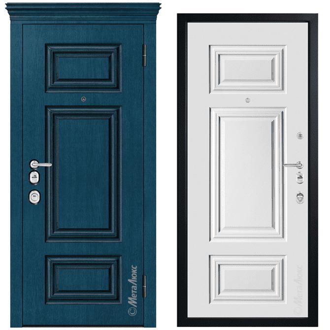 Дверь входная Металюкс ArtWood М1729/46 Е2