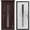Дверь входная Металюкс ArtWood СМ1732/1 Е2
