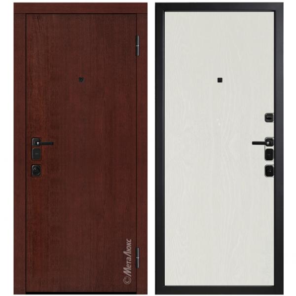 Дверь входная Металюкс ArtWood М1734/32
