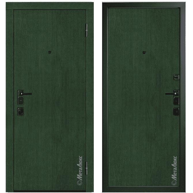 Дверь входная Металюкс ArtWood М1734/41