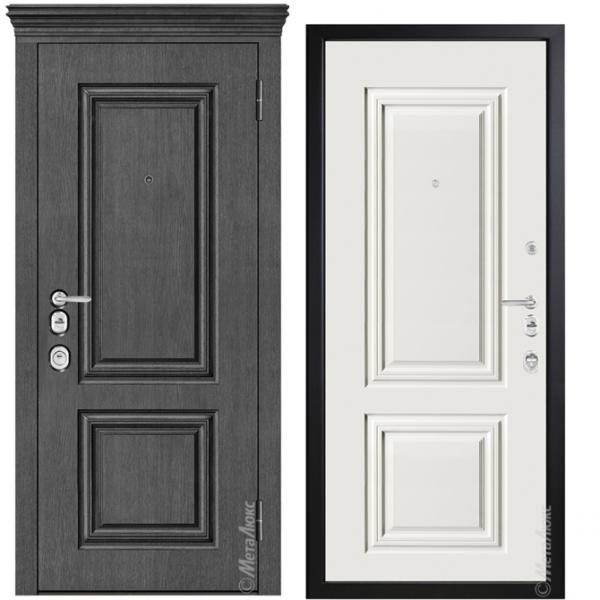 Дверь входная Металюкс ArtWood М1735/24 Е2