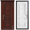 Дверь входная Металюкс ArtWood М1736/5 Е2
