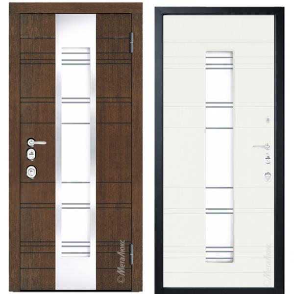 Дверь входная Металюкс ArtWood СМ1765/34