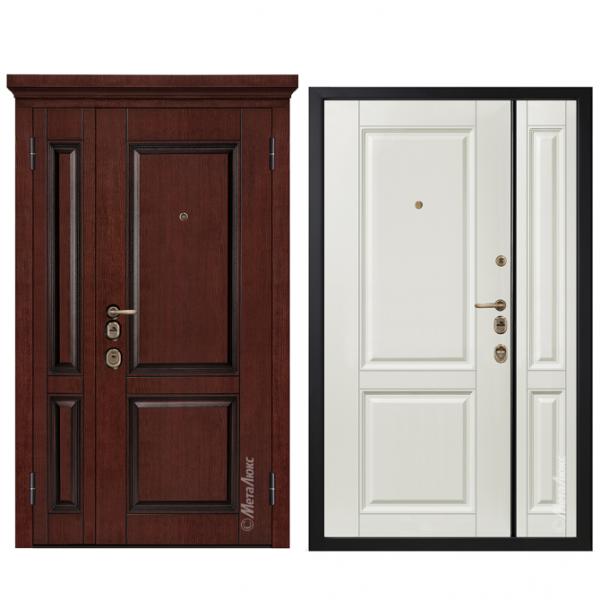 Дверь входная Металюкс ArtWood М1806/4 Е2