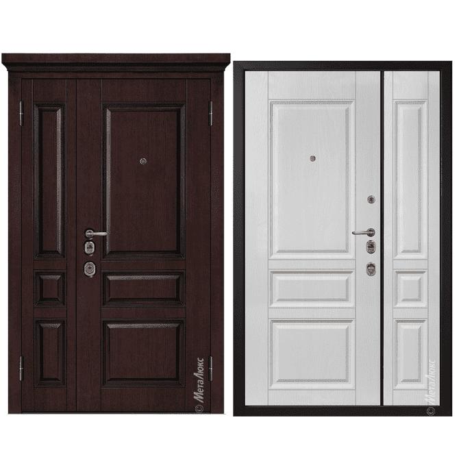 Дверь входная Металюкс ArtWood М1807/27