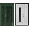 Дверь входная Металюкс ArtWood СМ1812/37