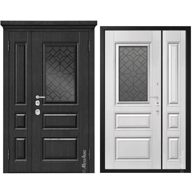 Дверь входная Металюкс ArtWood СМ1820/49 Е2