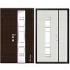 Дверь входная Металюкс ArtWood СМ1865/6 Е2