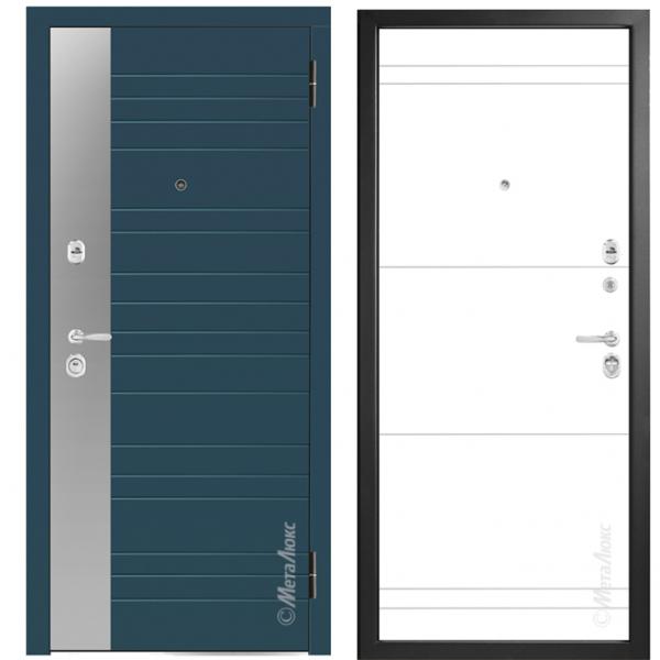 Дверь входная Металюкс Статус М729/17 Е