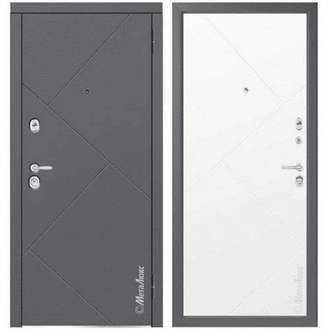 Дверь входная Металюкс Статус М746/5 Е