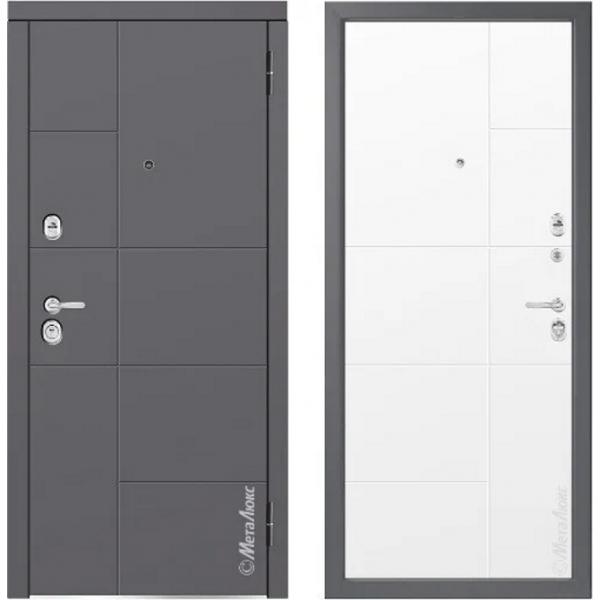 Дверь входная Металюкс Статус М747/5 Е