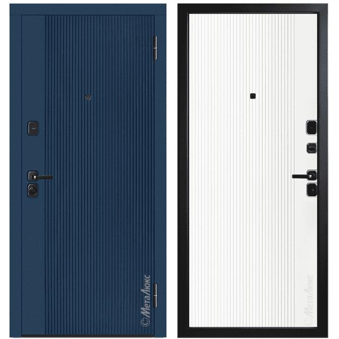 Дверь входная Металюкс Статус М748/38 Е