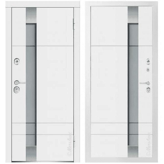 Дверь входная Металюкс Статус СМ753/7 Е