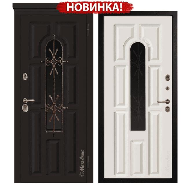 Дверь входная Металюкс Статус СМ760/1 Е