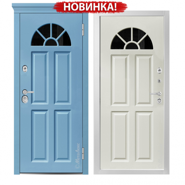 Дверь входная Металюкс Статус СМ768/32 Е