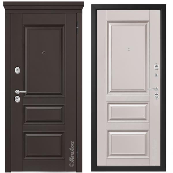 Дверь входная Металюкс Статус М772/10 Е