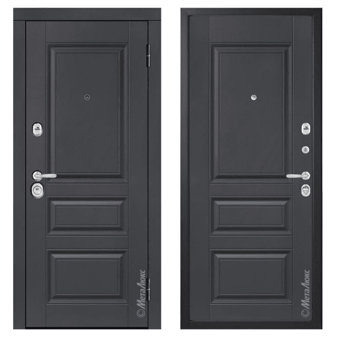 Дверь входная Металюкс Статус СМ772/2 Е