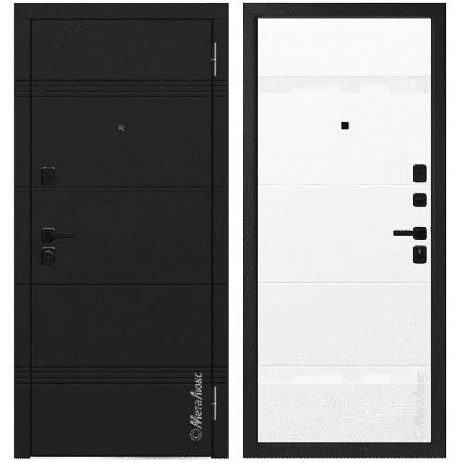 Дверь входная Металюкс Статус М783/44 Е