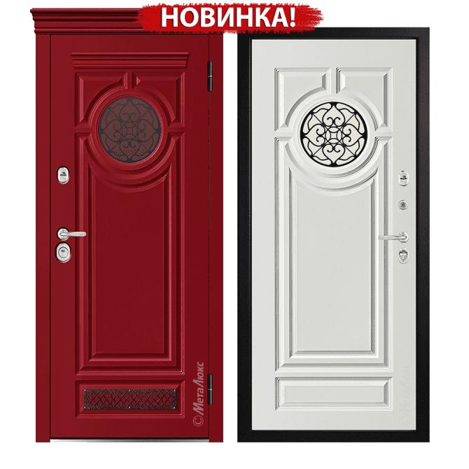 Дверь входная Металюкс Статус СМ798/51 Е