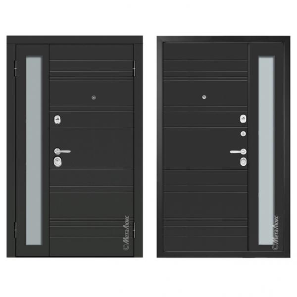 Дверь входная Металюкс Статус СМ800/48 Е