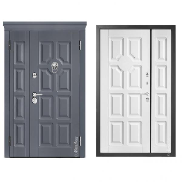 Дверь входная Металюкс Статус М801/5 Е
