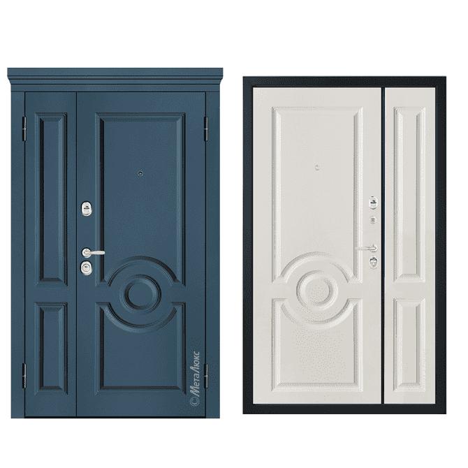 Дверь входная Металюкс Статус М810/16 Е