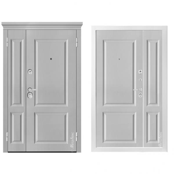 Дверь входная Металюкс Статус М813/20 Е