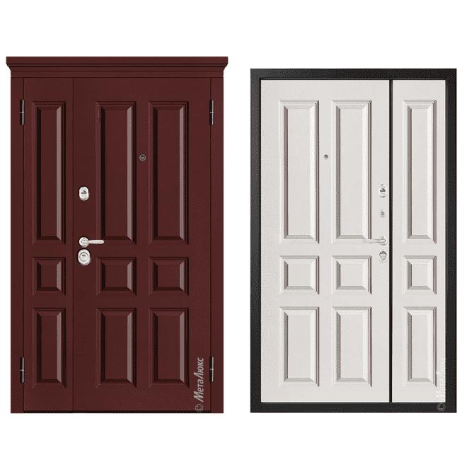 Дверь входная Металюкс Статус М821/13 Е