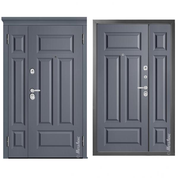 Дверь входная Металюкс Статус М822/3 Е