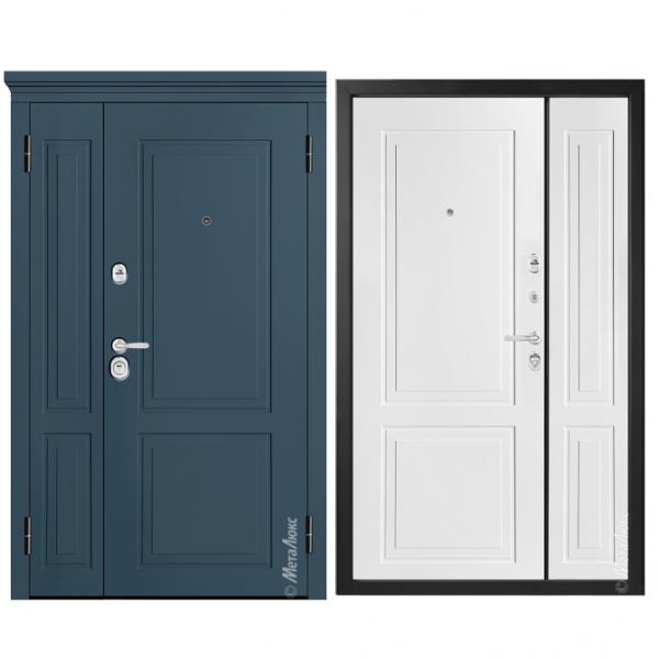 Дверь входная Металюкс Статус М852/17 Е