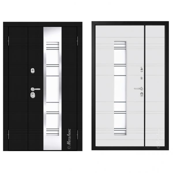 Дверь входная Металюкс Статус СМ855/8 Е