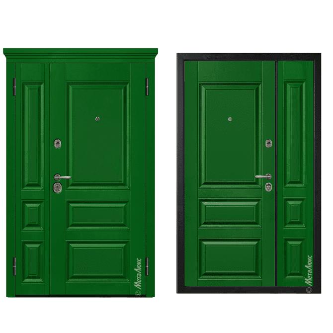 Дверь входная Металюкс Статус М872/28 Е